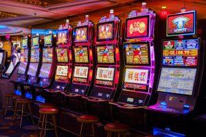 Enjoy playing slot machines online